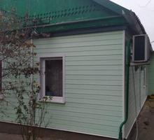 Продается дом 49.8м² на участке 4 сотки - Дома в Тимашевске