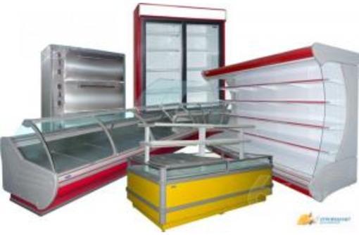 Холодильные витрины с встроенным холодом - Продажа в Краснодаре