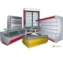 Холодильные витрины с встроенным холодом - Продажа в Краснодарском Крае