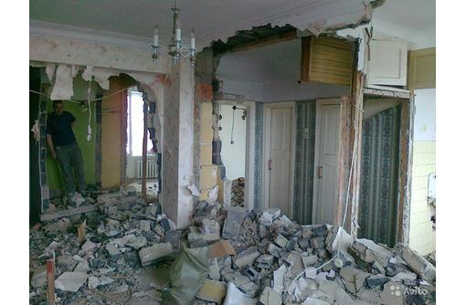 демонтаж квартир - Строительные работы в Анапе
