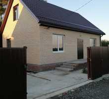 Продам дом 126м² на участке 3.7 сотки - Дома в Краснодарском Крае