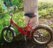 Детский велосипед от 3 лет бу - Прочие детские товары в Апшеронске