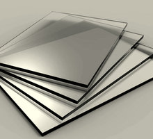 Оргстекло листовое: 3х1220х2440 мм, 10 кг (прозрачное) - Листовые материалы в Новороссийске