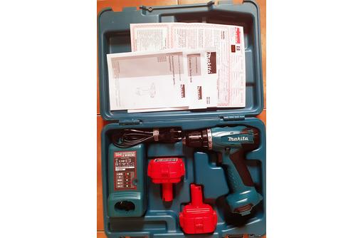 Дрель шуруповерт Makita 6271D - Инструменты, стройтехника в Краснодаре