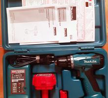 Дрель шуруповерт Makita 6271D - Инструменты, стройтехника в Краснодарском Крае