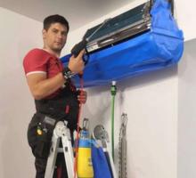 Чистка, ремонт, заправка сплит систем в Сочи - Ремонт техники в Краснодарском Крае