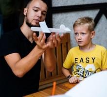 Авиамодельная студия ищет Преподавателя по авиамоделированию для детей. - Образование / воспитание в Краснодаре