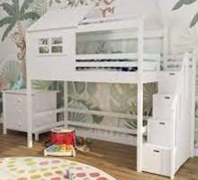Детски кровать беседка,замок,чердак - Мебель для спальни в Краснодаре