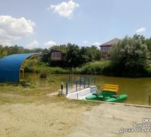 Домик у водоема, 2 км от Армавира - Отдых, туризм в Краснодарском Крае