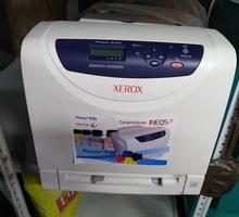 Продам цветной принтер Xerox 6125 PCL 6, А4, с керамическим тонером INEQS - Прочая электроника и техника в Краснодаре
