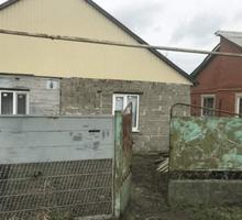 Продаю дом 35.3м² на участке 793 сотки - Коттеджи в Краснодаре