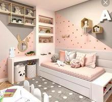 Детская комната - Мебель на заказ в Краснодаре