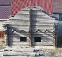 Сруб дома в Анапе - Бани, бассейны и сауны в Краснодарском Крае