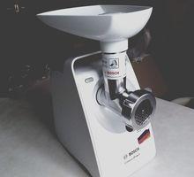 Мясорубка фирмы Бош бу в отличном состоянии - Прочая кухонная техника в Краснодаре