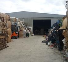 Вторсырьё (картон, плёнка, пластик) - Вывоз мусора в Анапе
