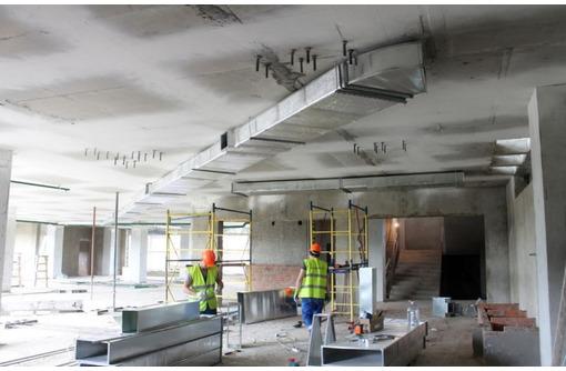 Требуется подсобный рабочий для монтажа вентиляции - Работа для студентов в Краснодаре