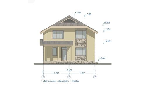 Продается дом 166м² на участке 5 соток - Дома в Краснодаре