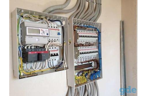 Услуги электрика - Электрика в Краснодаре