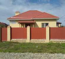 Продам дом 74.95м² на участке 6 соток - Дома в Краснодаре