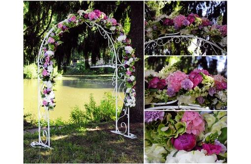 Свадебные беседки и арки из металла. - Предметы интерьера в Белореченске