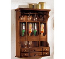 Винный погреб, винный шкаф, бутылочницы из массива - Ремонт, отделка в Апшеронске
