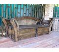 Скамейки, лавки в стиле Прованс, Классика из массива - Столы / стулья в Краснодарском Крае