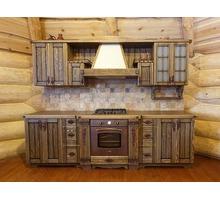Кухни, буфеты из массива дерева на заказ от Производителя в Краснодаре. - Мебель на заказ в Краснодаре