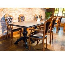 Столы и стулья для баров, кафе, ресторанов. - Мебель на заказ в Апшеронске