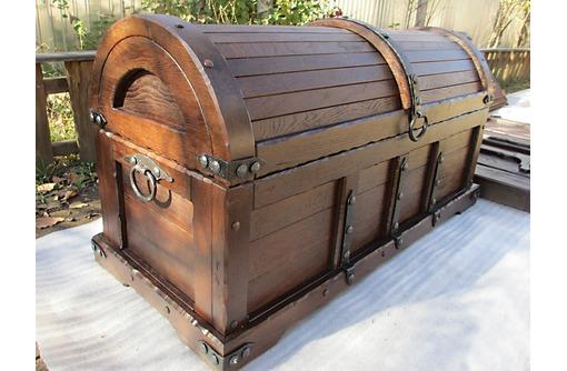 Шкафы, комоды, тумбы, сундуки из массива., фото — «Реклама Апшеронска»