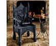 """Трон скульптурный """"средневековый"""", фото — «Реклама Белореченска»"""