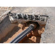 ГНБ бурение под дорогой методом прокола грунта - Бурение скважин в Краснодаре