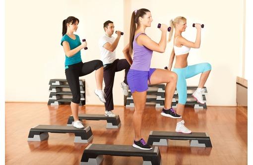 STEP INTERVAL - похудение, коррекция фигуры, фитнес для девушек и женщин в Новороссийске. - Курсы учебные в Новороссийске