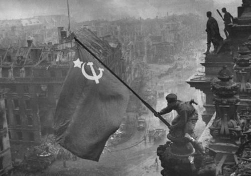 Знамя Победы 23 февраля провезут по центру Сочи