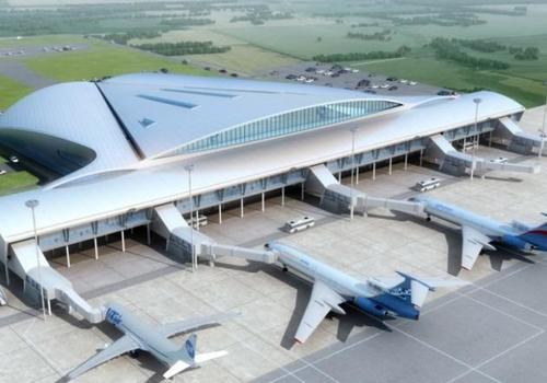 В апреле в аэропорту Анапы заработает новый терминал