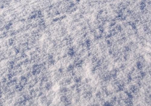 Белореченца накрыло снежной стеной на Лаго-Наках