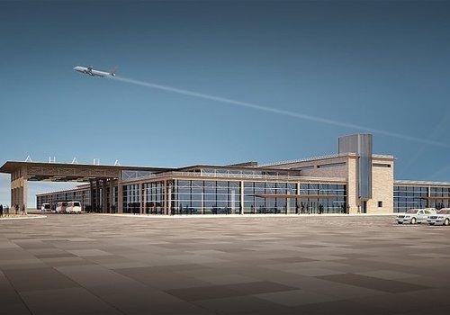 Новый аэропорт в Анапе заработает в конце мая