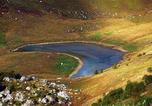 Озеро Псенодах в Краснодарском крае - удивительная красота! ФОТО, ВИДЕО