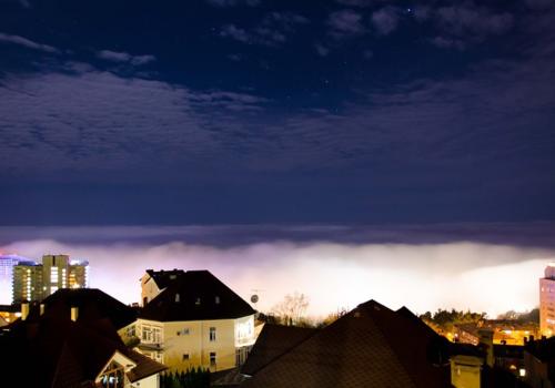 Сочи в тумане. Загадочно и волшебно...(ФОТО)