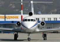 Из Геленджика в Москву самолеты будут летать по зимнему расписанию, фото — «Рекламы Геленджика»