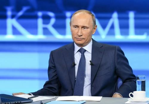 Кубанцы смогут задавать вопросы Путину c 9 апреля