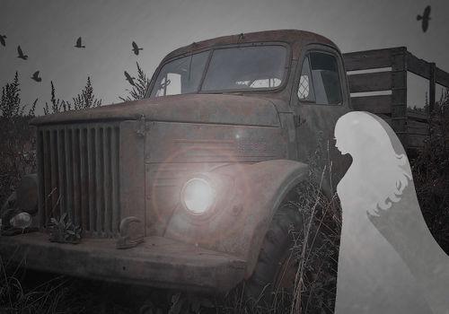 Одноглазый грузовик, Пшадская дева, чертова шахта и тайна золота - Легенды Краснодарского края