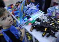 В России запретят игрушечное оружие, фото — «Рекламы Кропоткина»