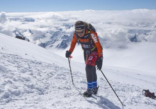 Жительница Сочи поставила мировой рекорд в скоростном восхождении на Эльбрус