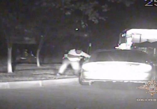 Стрельбой закончилась полицейская погоня за пьяным водителем в Анапе