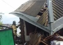 Газ взорвался в частном доме в Апшеронске, фото — «Рекламы Апшеронска»