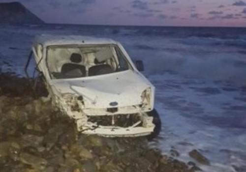В Анапе мужчина погиб, сорвавшись на автомобиле с обрыва