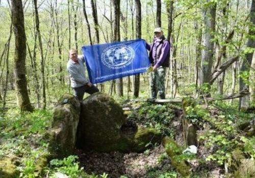 На Кубани нашли 4000-летний дольмен