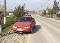 В Крымске водитель ВАЗа сбил 11-летнего велосипедиста, фото — «Рекламы Крымска»