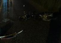 Подросток без прав устроил ДТП на скутере в Апшеронске, фото — «Рекламы Апшеронска»