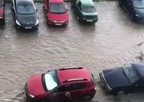 В Крымске из-за сильного дождя подтопило 12 придомовых территорий  , фото — «Рекламы Крымска»
